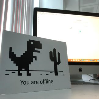 You are Offline Poster | codemonzy.com