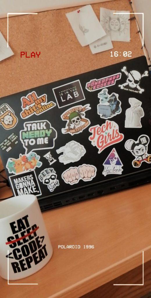 yazılımcı stickerları, çıkartmalar teknoloji çıkartmaları, yazılımcı hediyeleleri