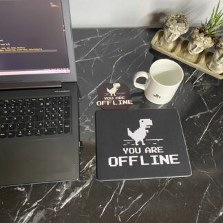 You Are Offline Mouse Pad