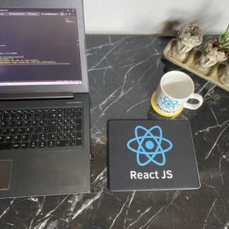 React JS Mouse Pad
