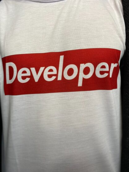 Developer T-Shirt #3