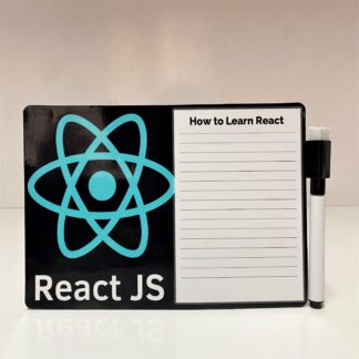 How to Learn React Magnet Notluk